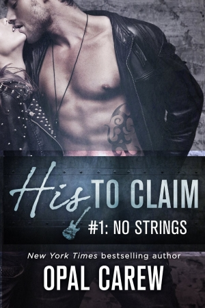 New Release:  His To Claim