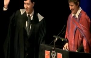 1-Matt waving to Jason & crowd 2-smaller-cropped