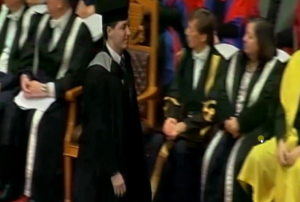 5-Matt walking to get certificate-smaller-cropped