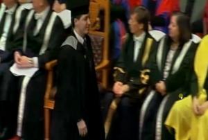 5-Matt walking to get certificate-smaller-cropped