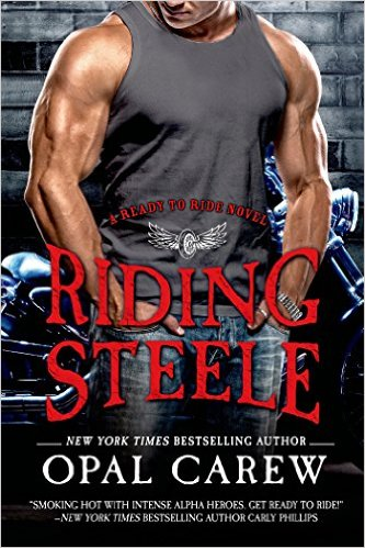 Riding Steele cover