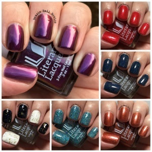 Nailed Nail Polish Line